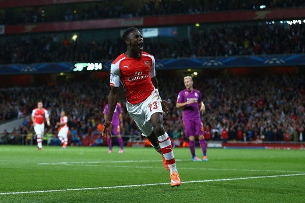 Danny Welbeck Benefiting From Consistent Play And Arsene Wenger's Tutelage