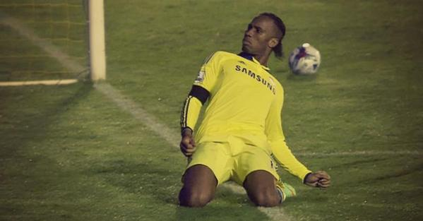 Is Didier Drogba the answer to Chicago Fire's goalscoring problems?