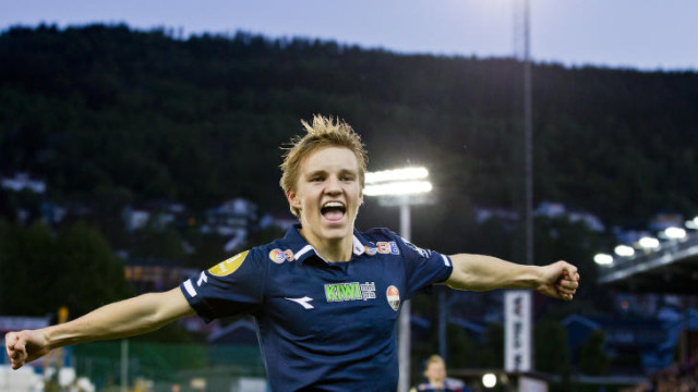 Martin Odegaard Has All The Qualities To Become Norway's New Superstar