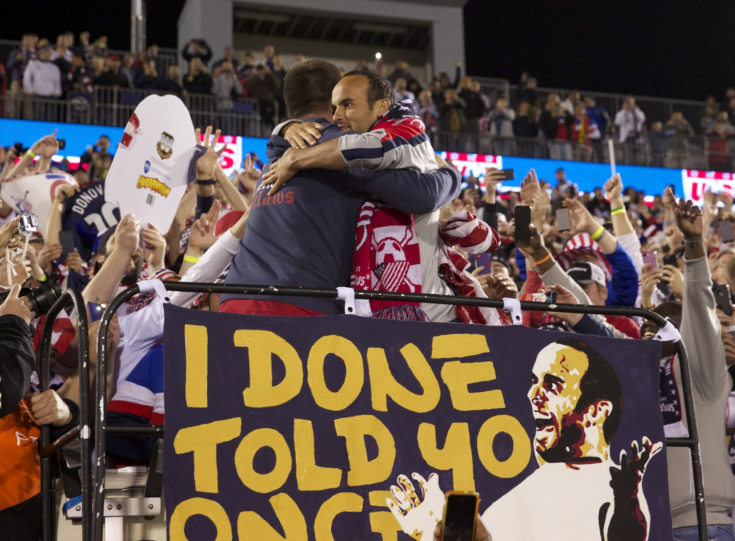 Landon Donovan Deserves Credit For Building US Soccer Culture