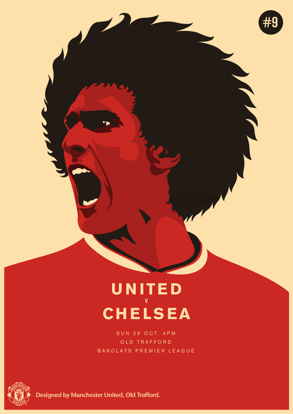 Manchester United vs Chelsea; Starting Lineups, TV Times & Open Thread