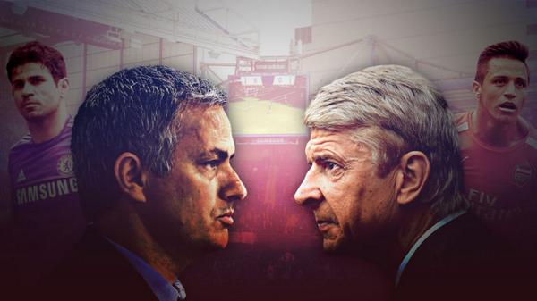 Wenger threatens to walk out of press conference when questioned about Mourinho [VIDEO]