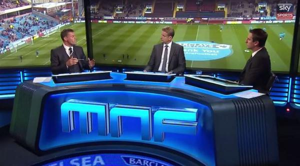 Watch Gary Neville & Jamie Carragher Analyze Manchester United-Chelsea Game [VIDEO]