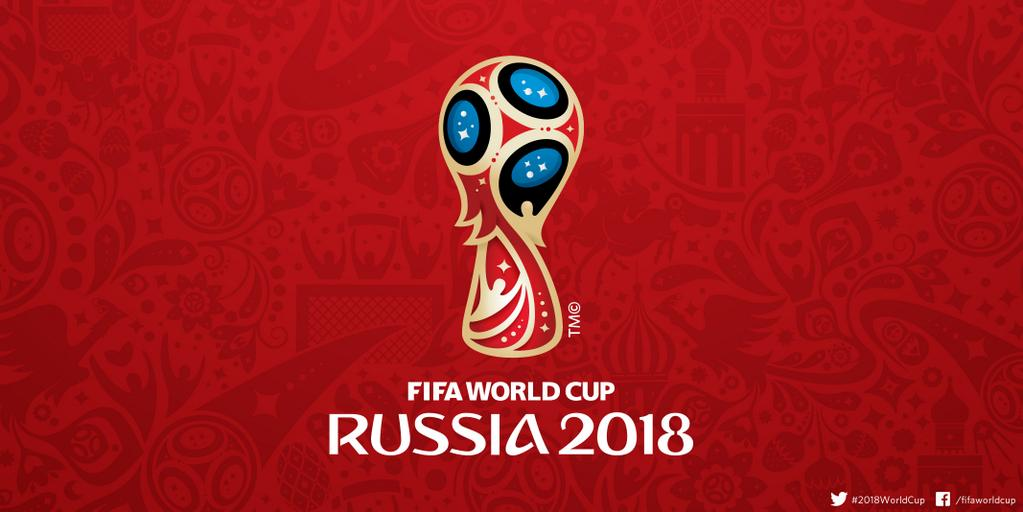 Russia Unveils Official Emblem For World Cup 2018