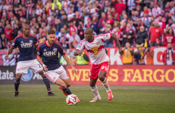 New York Red Bulls 1-2 New England Revolution: Ref Loses Control Of Game