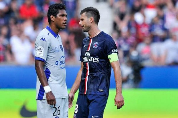 Brazilian Striker Brandao Handed One-Month Jail Sentence For Headbutting Thiago Motta