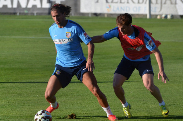 Alessio Cerci Finding Out About Life At Atletico Madrid