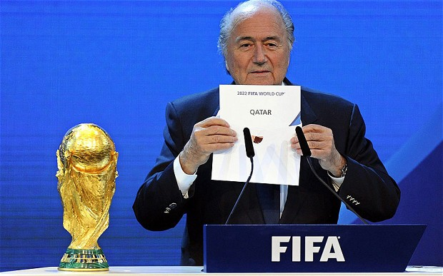 FIFA announce date for 2022 World Cup Final