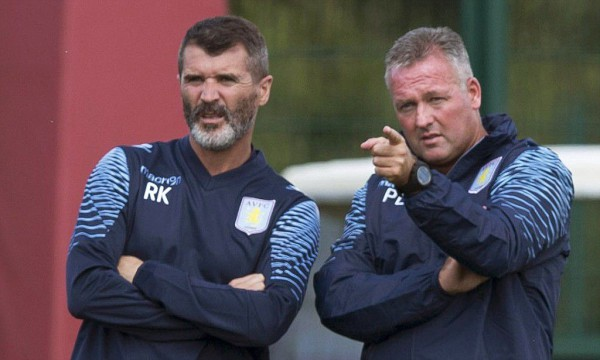 Roy Keane Leaves Assistant Manager Role At Aston Villa