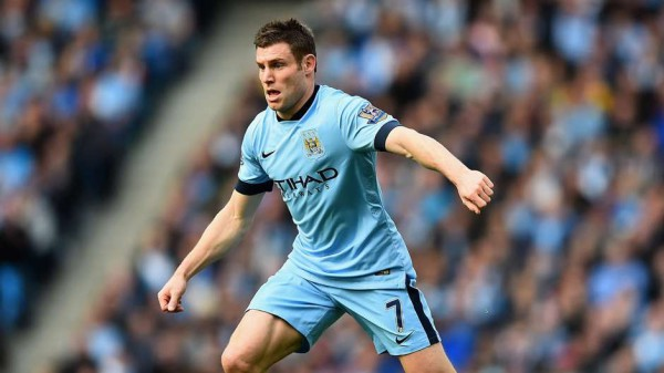 James Milner Is The Ideal Man To Add Steel To Manchester City's Central Midfield