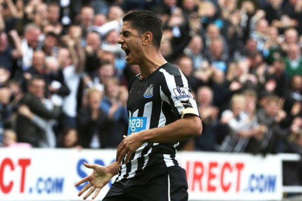 Alan Pardew Thanks His Good Fortune For Signing Ayoze Perez