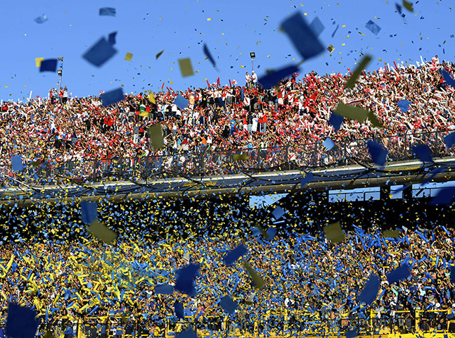 Examining The Boca Juniors Vs River Plate Rivalry Ahead