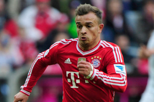 Bayern Munich President Says Xherdan Shaqiri Can Go To Another Club In January