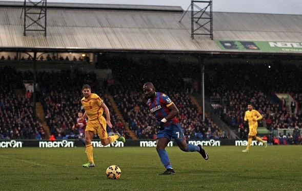 Crystal Palace Manager Neil Warnock Adamant Yannick Bolasie Will Stay