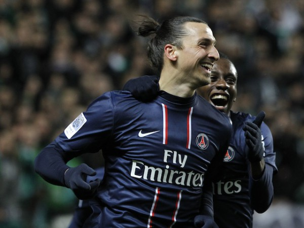 "Zlatan Ibrahimovic Selects His ""Dream"" Starting Eleven [VIDEO]"
