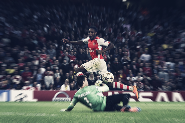 Arsenal Waits On Danny Welbeck Fitness