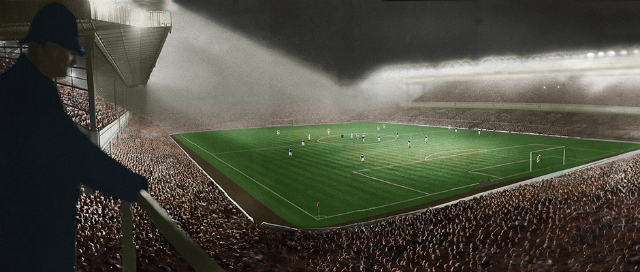Arsenal Photos From 1930s-1950s Colorized In Amazing Detail [PHOTOS]