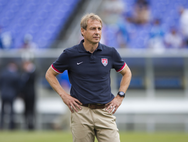 Klinsmann's complaints about fitness of MLS players has validity but masks his own failings