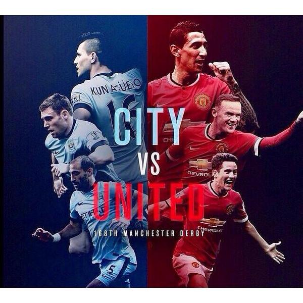 Manchester City Vs Manchester United Player Ratings