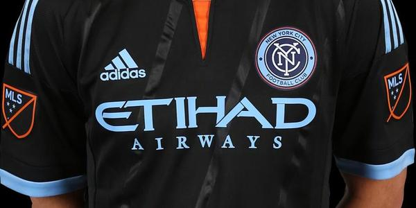 New York City FC Away Shirt for 2015 Season Revealed: [PHOTOS]