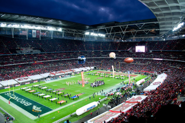 nfl wembley