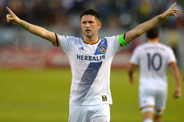 Robbie Keane to Appear on The 2 Robbies Show at 5pm ET Today