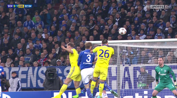 Watch Schalke 0-5 Chelsea Match Highlights [VIDEO]