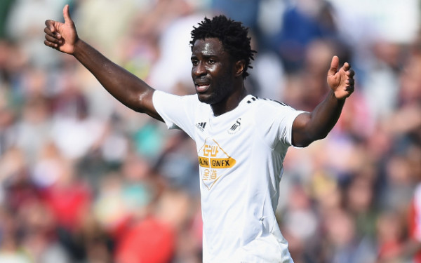 Wilfried Bony Cementing Himself as One of Premier League's Top Strikers