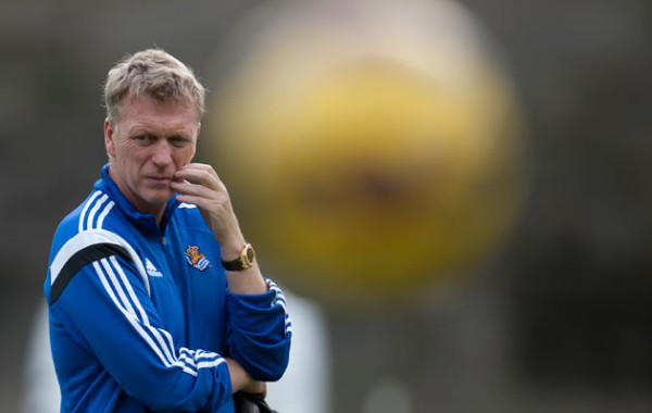Moyes 600x380 David Moyes Admits Early Struggles With Real Sociedad