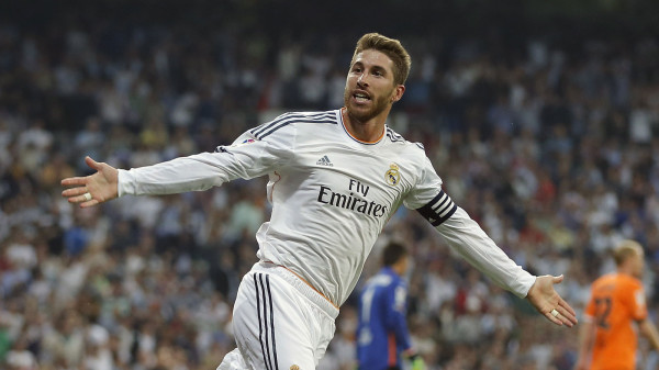 Sergio Ramos Believes Real Madrid Are God's Team