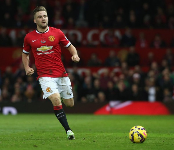 Luke Shaw Set To Return To Action Against Newcastle United On Boxing Day