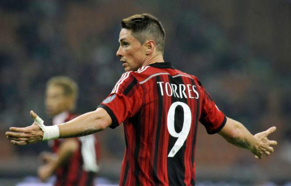 Image result for torres ac milan