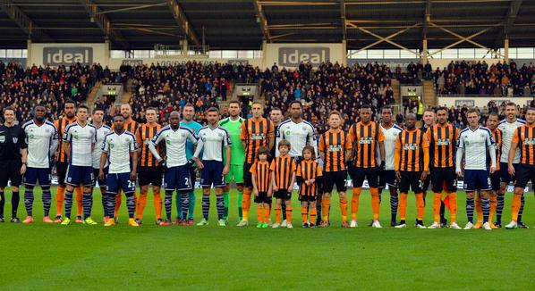 hull wba Hull City 0 0 West Bromwich Albion: Boring Battle at the Bottom