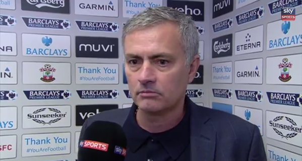 Jose Mourinho Claims There's a 'Clear Campaign' Against Chelsea
