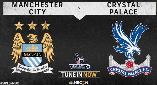 Watch Manchester City 3-0 Crystal Palace Match Highlights [VIDEO]
