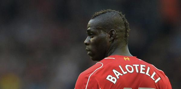 Liverpool striker Mario Balotelli deserves credit for his upturn in form