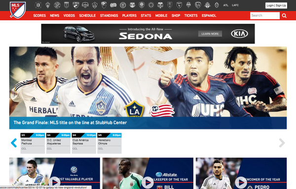mls-website