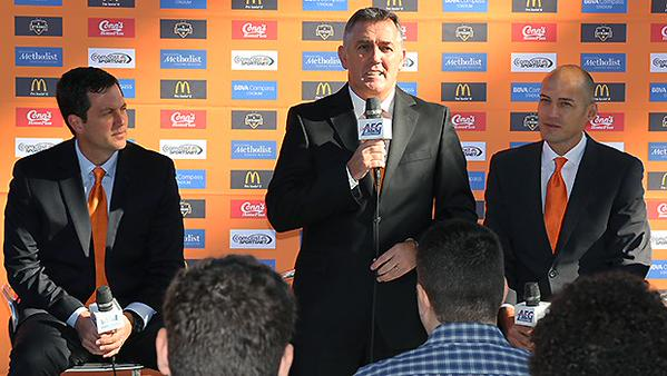 What MLS Fans Can Expect From New Houston Dynamo Coach Owen Coyle