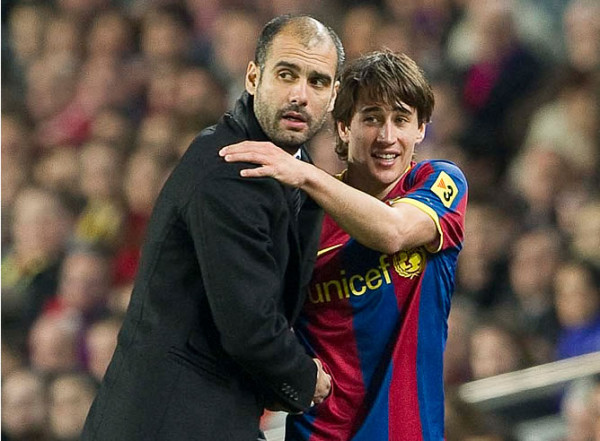 Bojan Krkic Left Barcelona Because Of Pep Guardiola's Broken Promise, Says Father