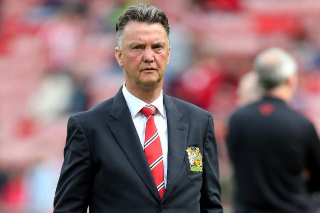 Looking At Louis Van Gaal's Transfer Plans For January And