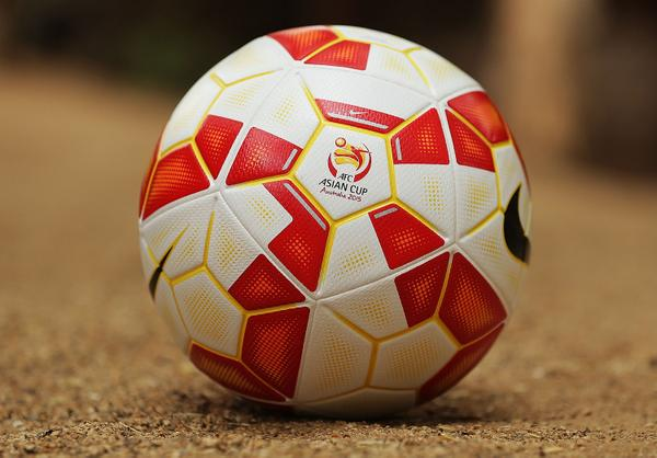 2015 AFC Asian Cup ball