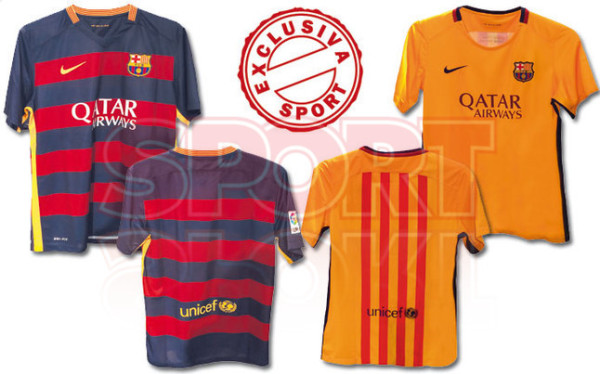 newest collection 3e6bc 26a26 Barcelona want new shirt design to sell more than Real ...