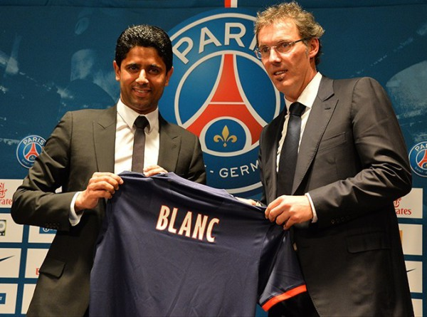 PSG losing patience with Laurent Blanc and eyeing up possible replacements