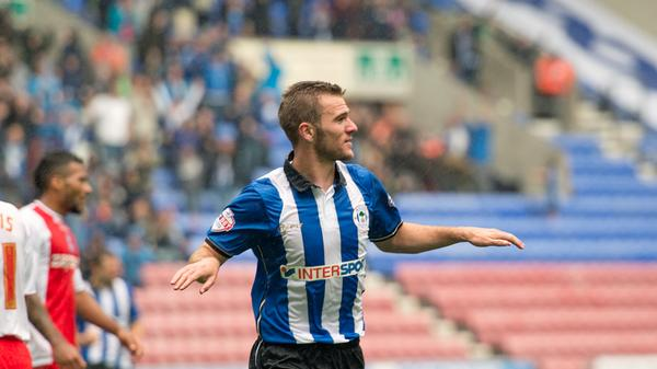 West Brom edge closer to signing Wigan's Callum McManaman