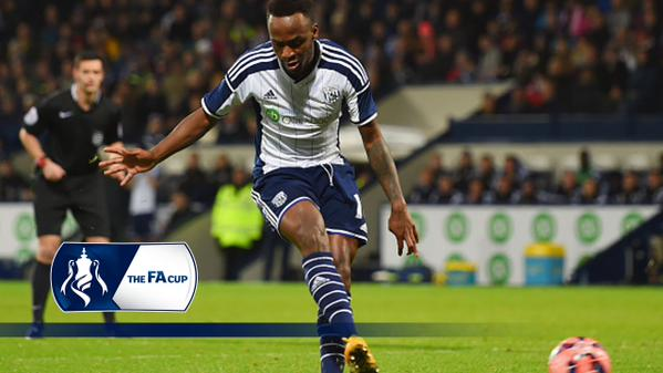 West Brom reject written transfer request from Saido Berahino