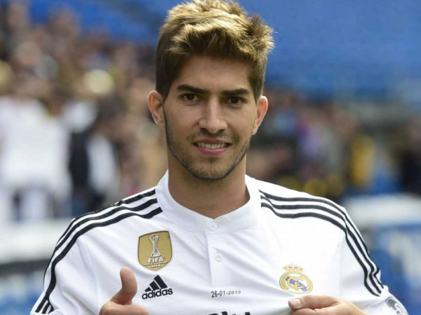 Lucas Silva to be included in Real Madrid squad this weekend