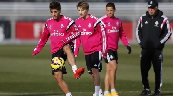 Lucas Silva and Martin Odegaard left out of respective squads for Real Madrid