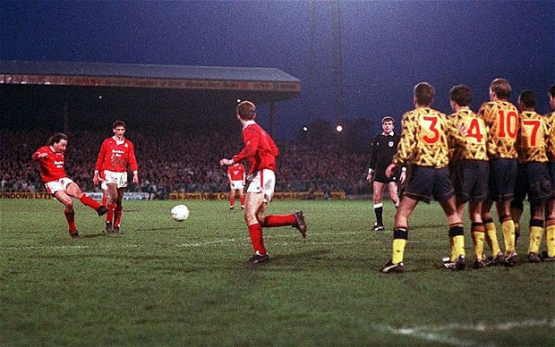 Watch one of the greatest FA Cup giant-killings of all time; Wrexham vs Arsenal [VIDEO]