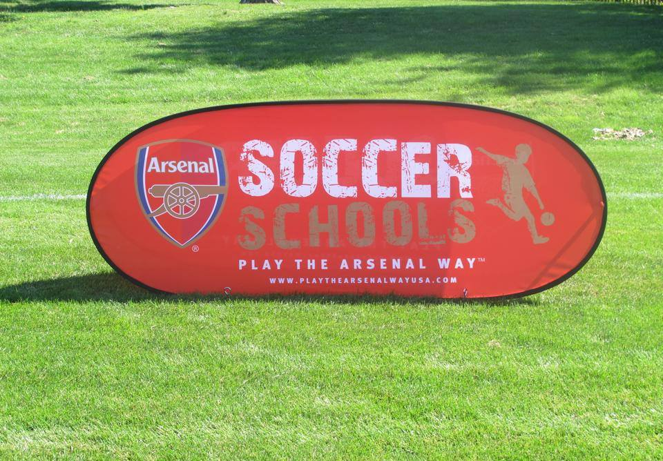 Arsenal making inroads in US with youth soccer summer camps