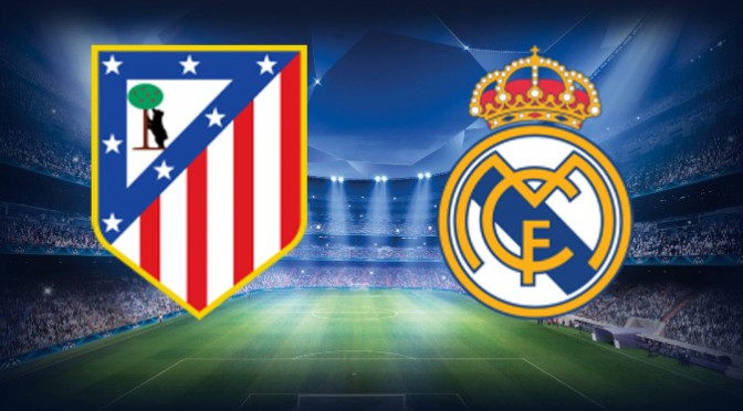 Atletico Madrid Real Madrid